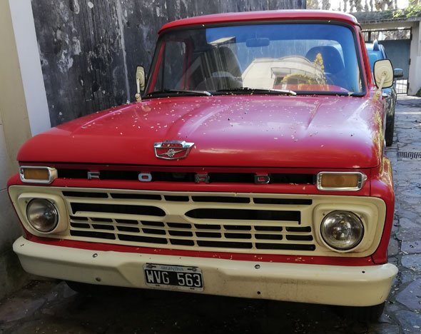 Ford F100 1966