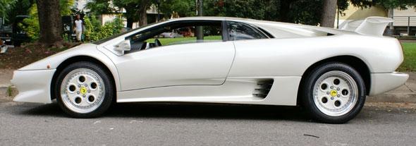 Lamborghini Diablo VT -SE- Speciale