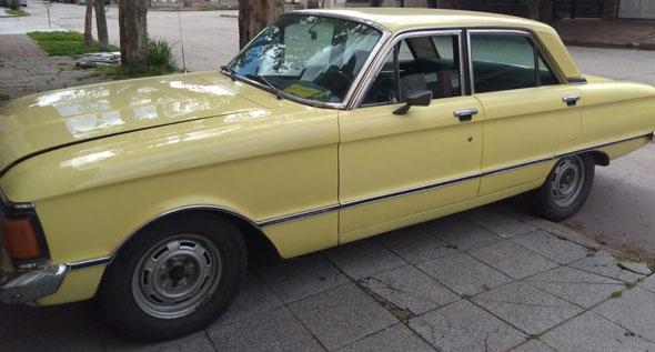 Ford Falcon Deluxe 3.0 1979