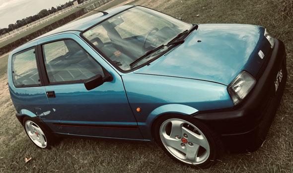 Fiat Cinquecento Suite