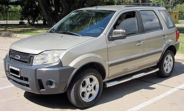 Auto Ford Ecosport 1.4 TDCI XLS