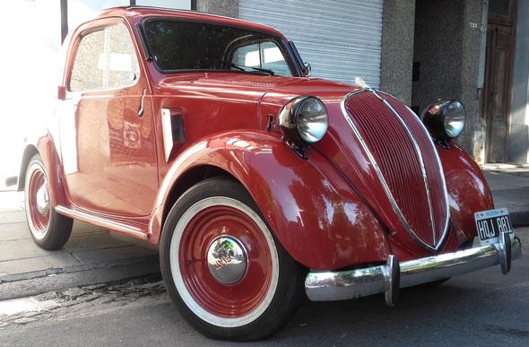 Auto Fiat Topolino 1947