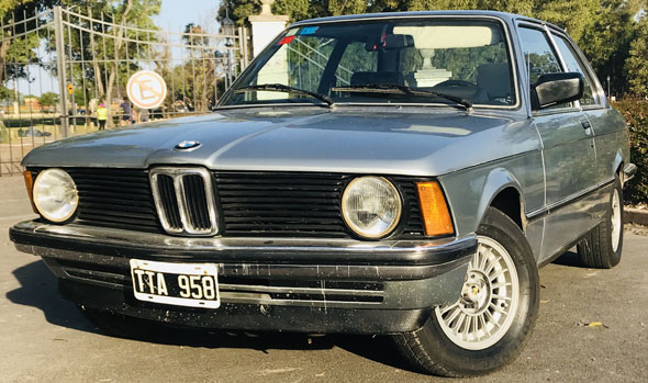 Auto BMW 316
