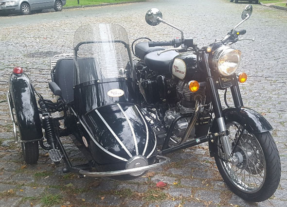 Royal Enfield Bullet Classic Motorcycle