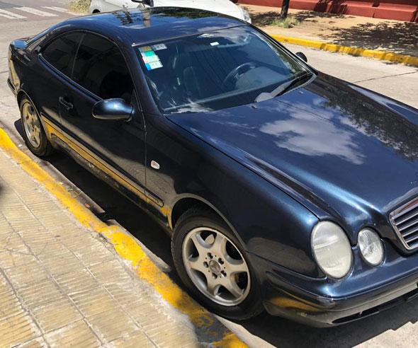 Auto Mercedes Benz CLK 230 Sport Kompressor
