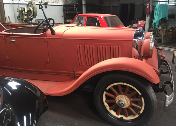 Auto Dodge Victory 1929