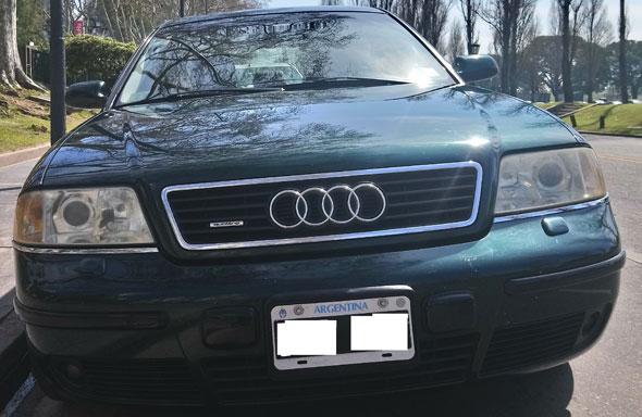 Auto Audi A6 Quattro V6 2,7 Litros Biturbo