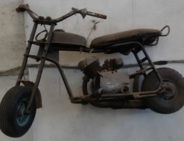 Moto Zanella Vaifromeo