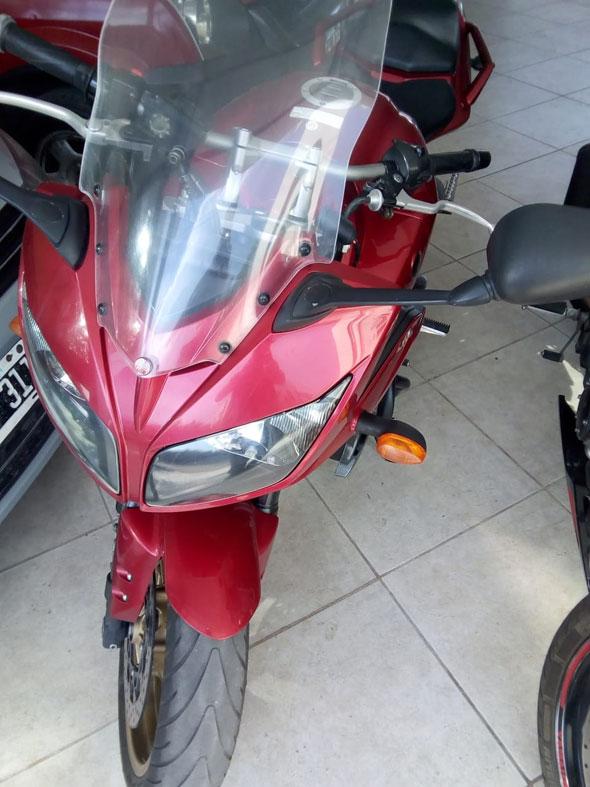 Yamaha Fazer 1000 2008