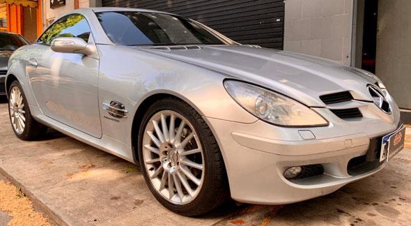 Auto Mercedes Benz SLK 200 Kompressor 2005