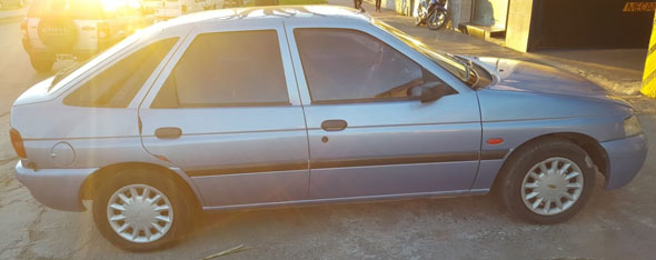 Auto Ford 1998