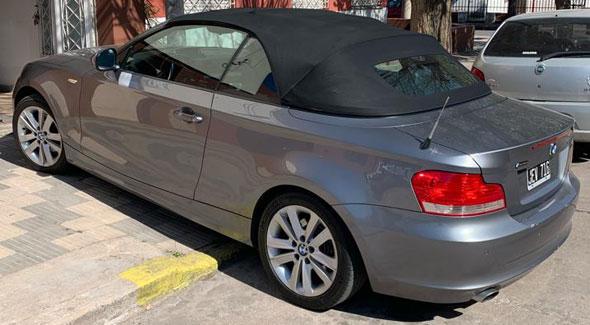 Auto BMW 120i Cabrio Active