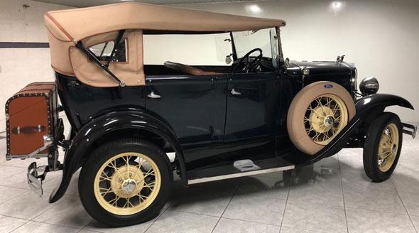 Ford A Phaeton 1930