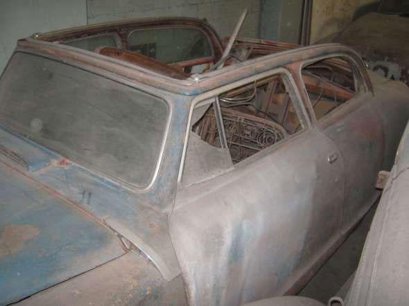 Auto Nash 1951 Rambler