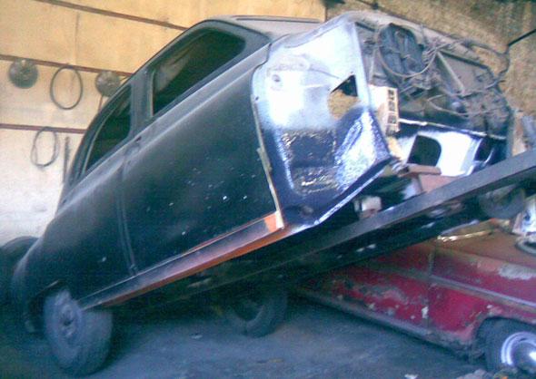 Packard Eight De Luxe 1948