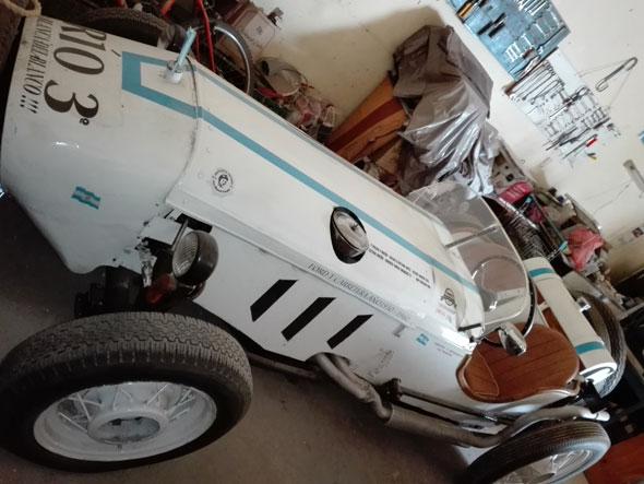 Auto Ford T Carretera 1950