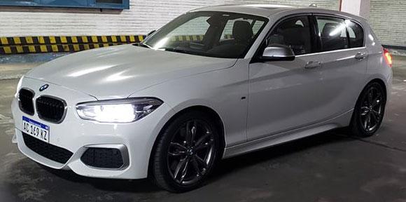 Auto BMW M140i
