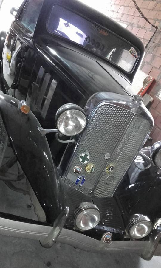 Chevrolet Coupé 1933