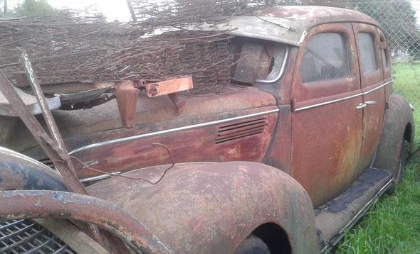 Ford V8 1939