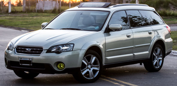 Auto Subaru Outback