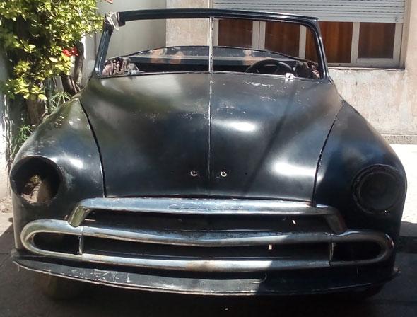 Chevrolet Coupé  1951
