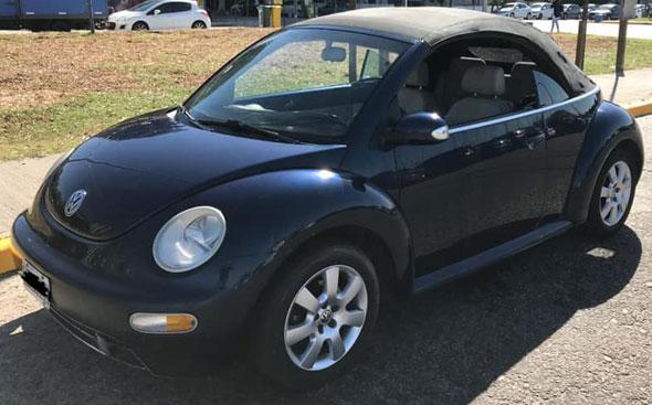 Volkswagen Newbeetle Convertible