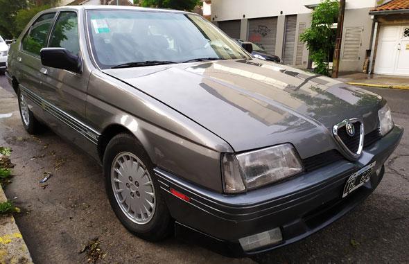 Auto Alfa Romeo 164 V6 1993