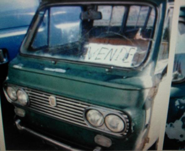 Auto Fiat Familiare 850