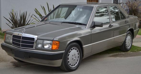 Auto Mercedes Benz 190 E 2.0