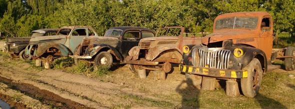 Ford Chevrolet 1937