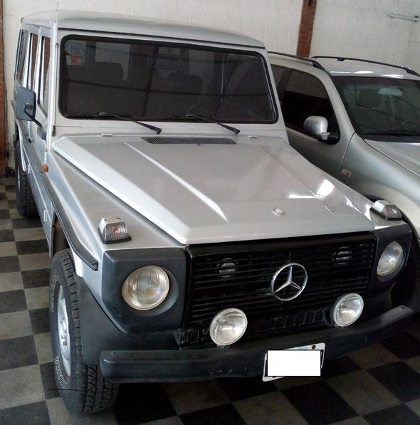 Mercedes Benz 300 GD