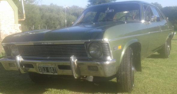 Chevrolet Chevy Súper 230