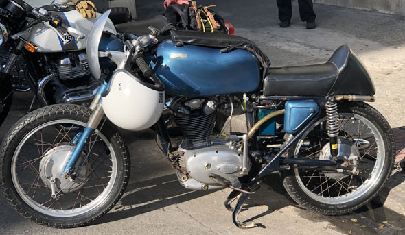 Ducati 175 SS 1959
