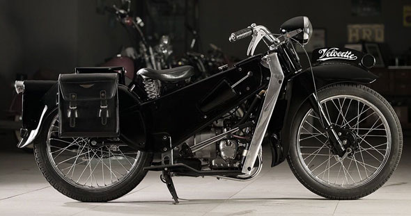 Velocette LE 200 1957 Motorcycle