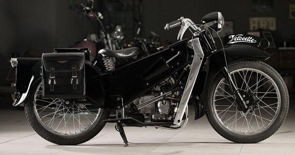 Velocette LE 200 1957