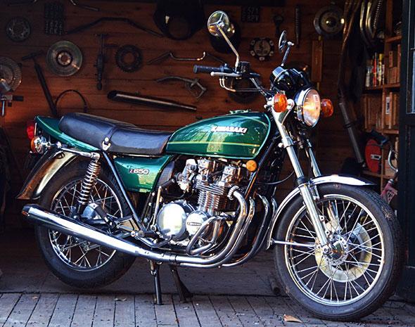 Kawasaki KZ 650