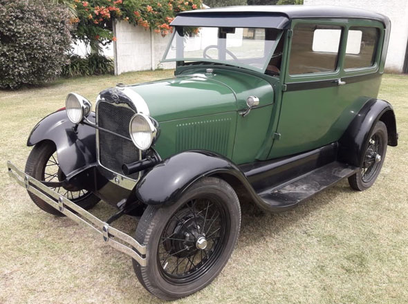 Auto Ford 1928