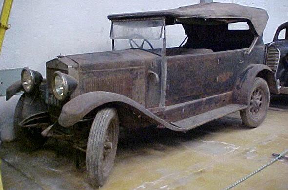 Fiat 1923