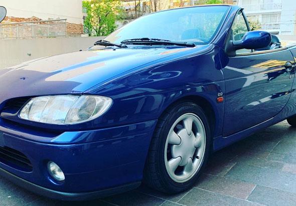 Renault Megane Cabriolet 1999