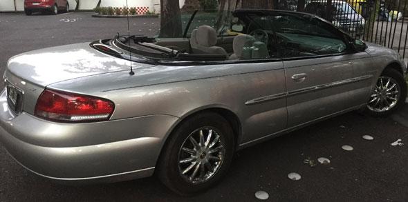Crhysler Sebring Cabrio