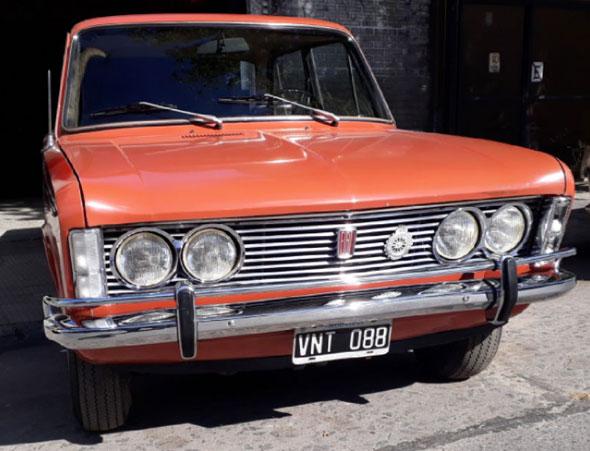 Fiat 1600 1971