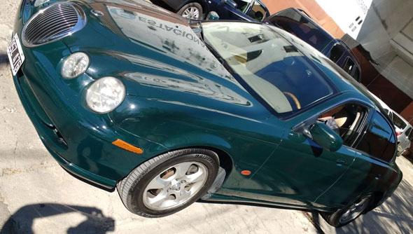 Auto Jaguar S-Type
