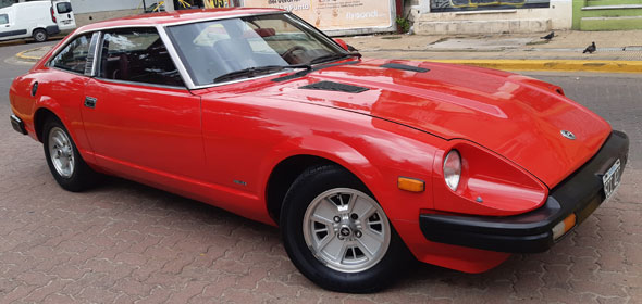 Auto Datsun 280 ZX