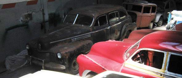 Auto Cadillac 1941