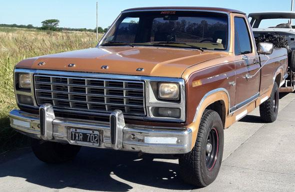 Auto Ford F250