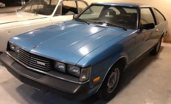Toyota Célica Coupê 1980 1.6
