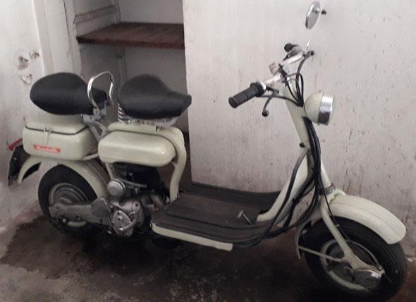 Moto Siambretta 125