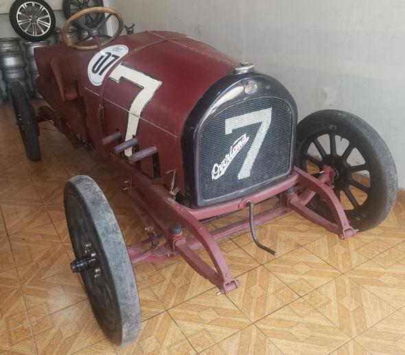 Overland Racer
