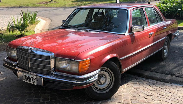 Auto Mercedes Benz 350se