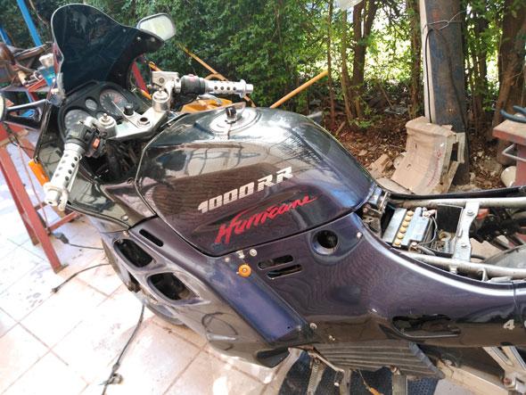 Honda Huricane RR 1000